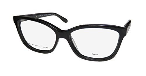 Marc By Marc Jacobs Women's 571 Easy To Wear Shiny Black Frame Plastic...