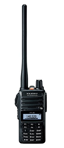 Yaesu Original FT-25 FT-25R 144 MHz VHF Mono Band FM Hanheld Transceiver - 3 Year Warranty
