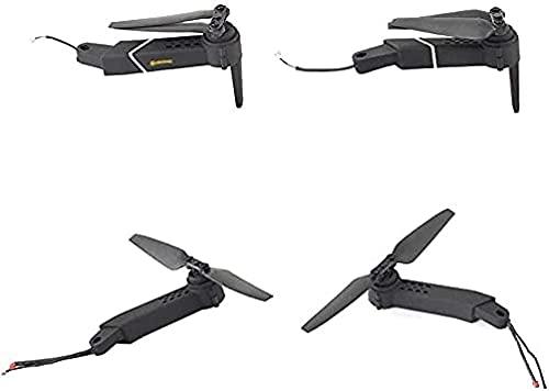 ZHENWULU Accessori Giocattolo AX-è Braccia con elica del Motore RC Quadcopter Pezzi di Ricambio Quadcopter/Adatta per Ogni E520S / Adatta per Pezzi di Ricambio FPV Racing Drone Excellent