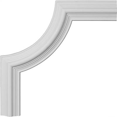 Ekena Millwork PML17X17BE-CASE-12 17 3/4 W x 17 3/4 H