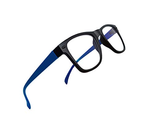 AFERELLE® Silvercare Blue Ray Cut UV420 Anti-reflection spectacle for computer protection (medium|black)