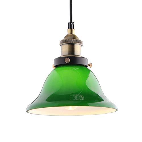 Lámpara colgante de iluminación de techo colgante vintage