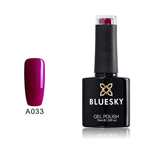 Bluesky UV LED Gel auflösbarer Nagellack - pastel charm, 1er Pack (1 x 10 ml)