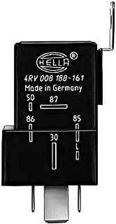 HELLA 4RV 008 188 161 Steuergerät, Glühzeit   12V   6 polig   Vorglühzeit: 8sec.   ohne externe Temperaturerfassung