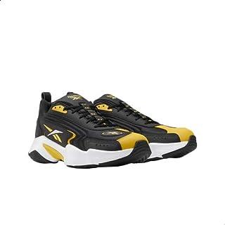 حذاء قماش ملون للجري برباط وشعار جانبي مخيط بنعل سميك للجنسين من ريبوك فيكتور رانر