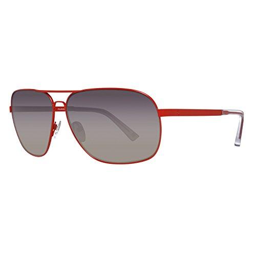 GANT GRA044 66P10 Sonnenbrille GRA044 66P10 Groß Sonnenbrille 66, Rot