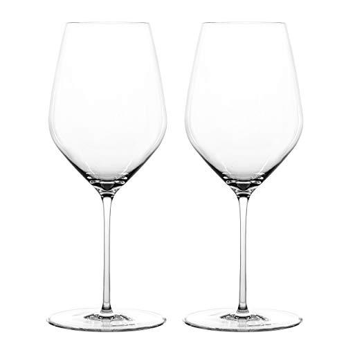 Spiegelau & Nachtmann 1700165 Copas de Vino Tinto, Vidrio