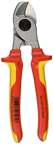 Knipex herramientas 9516165Cable Shears
