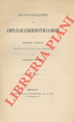 Monographie des Campylaea de la Dalmatie et de la Croatie.