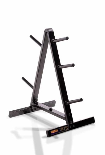 Weider Standard Weight Plate Storage Rack
