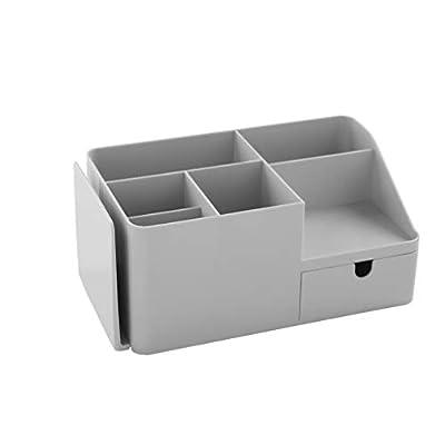 Uzsoeey Large Capacity Desk Organizer Office Su...