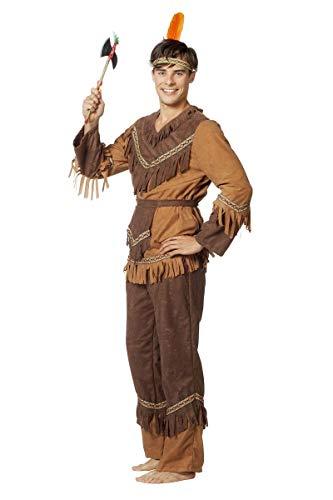 Wilbers Kostüm Zubehör Schmuck Set Inka Kette Ohrringe Karneval Fasching