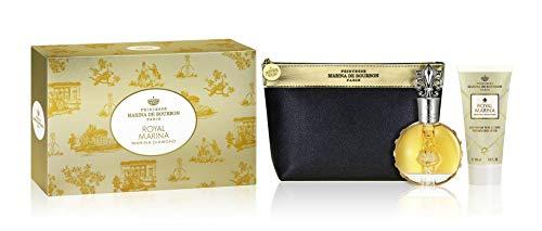 Kit Marina De Bourbon Royal Marina Diamond Eau De Parfum 100Ml + Body Lotion 150Ml E Necessarie, Marina De Bourbon