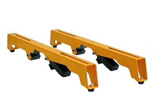 Preisvergleich Produktbild DeWalt Maschinen-Montageset (groß,  Zubehör für Universal-Untergestelle,  passend für DE7023,  DE7033 und DE7035) DE7030