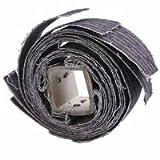 Merit Abrasives 481-08834112059 Sand-O-Flex Glue Bond Refills44; 240 Grit44; 1 x 1944; Scored