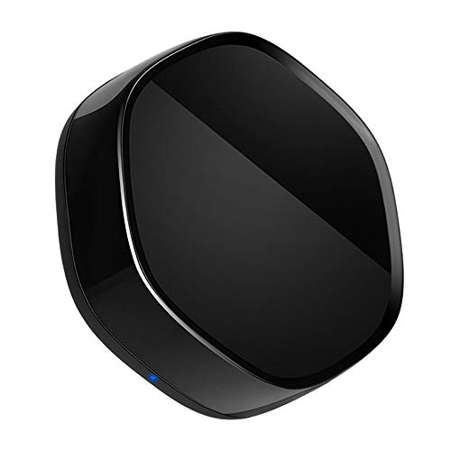 Tamkyo Universal Smart WiFi Home Infrarrojos IR Control Remoto Control de Voz AplicacióN de Hogar Inteligente para TV Decodificador de Aire Acondicionado