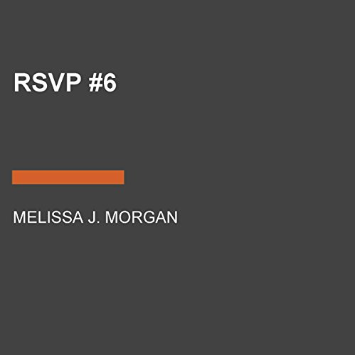 RSVP     Camp Confidential, Book 6              De :                                                                                                                                 Melissa J. Morgan                               Lu par :                                                                                                                                 Lauren Davis                      Durée : 3 h et 56 min     Pas de notations     Global 0,0