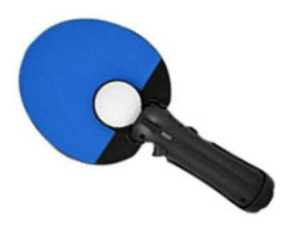 Playfect Table Tennis Racquet for PS Move (For PS3)