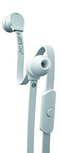 JAYS a-JAYS One +, Kopfhörer mit Mikrofon, Weiß