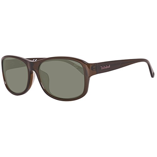 Timberland TB9062-F 5998R Sonnenbrille TB9062-F 5998R Groß Sonnenbrille 59, Braun