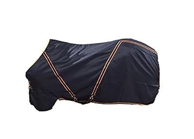 Horseware OSO1O Exclusive Rambo Newmarket Stable Sheet Whitney Black Stripe 72