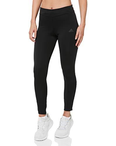 adidas Damen Response Tight, Black/Black, M