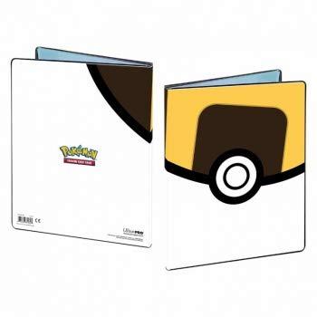 ポケモン モンスターボール ハイパーボール ポートフォリオ カードゲーム・バインダー 9ポケット UP - 9-Pocket Portfolio - Pokemon Ultra Ball [並行輸入品]