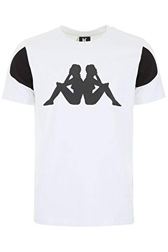 KAPPA KONTROLL Luxury Fashion Mens T-Shirt Summer White