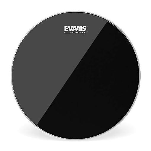 Parche hidráulico negro para tambor de 10 pulgadas (254 mm) Hydraulic de Evans TT10HBG 1