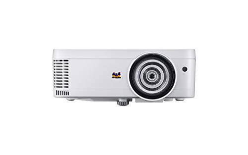 ViewSonic PS600W Proyector de Red WXGA 3500 lúmenes Corto Alcance - Blanco