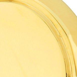 Emtek Modern Brass Towel Bar Small Matching Rosette 18%OFF Finish 爆安プライス Disc