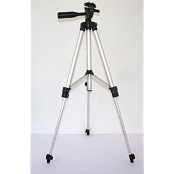 50 Pro Photo//Video Tripod With Case for Nikon Coolpix S8200 S6200