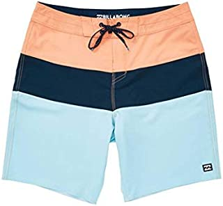 3D Pattern Drawstring Elastic Quick Dry Sportswear Board Shorts RBGKing Men Swim Trunks with Pockets and Mesh Lining