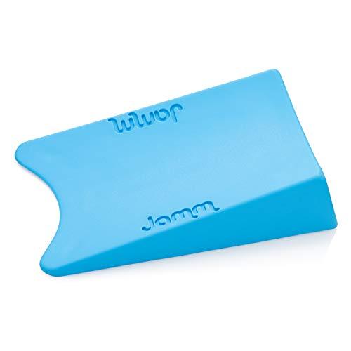 Jamm Door Stopper | Door Stop Wedge Holds Doors Open in Both Directions | Premium Non Rubber Non...