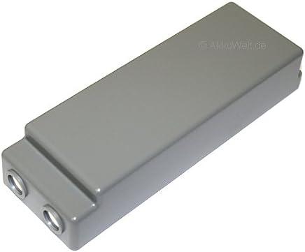 Batería de repuesto para control de grúa Scanreco 590 592 790 960 Radio Control canreco 960