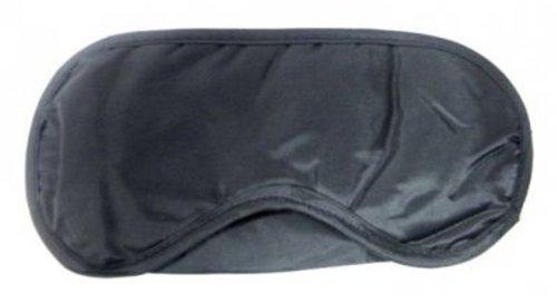Slaapbril/slaapmasker, aangenaam zijdecharmeuse (vergelijkbaar met satijn), 19 cm x ...