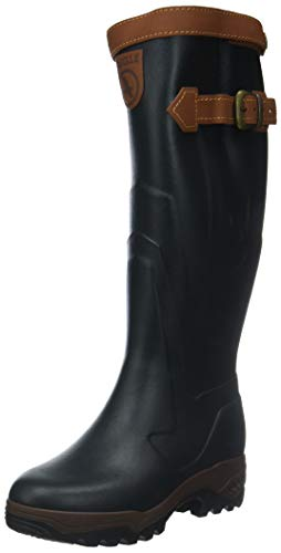 Aigle Rubber Boots Unisex Parcour 2 Trophee Gummistiefel Grün (Bronze) 47 EU