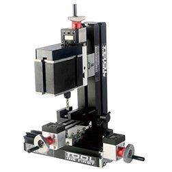 cgoldenwall High precisie freesmachine met digitaal LED-display 12000 omw/min, digitaal gecontroleerde mini-frees voor hout, goud, zilver, koper, aluminium