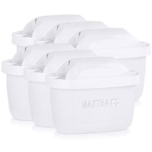 Brita Maxtra - Cartucho de filtro de agua para mesa (6 unidades)