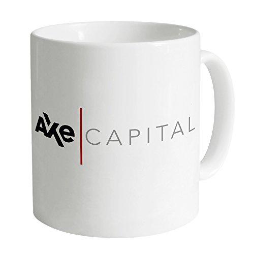 Shotdeadinthehead Inspired By Billions - Axe Capital Tazza
