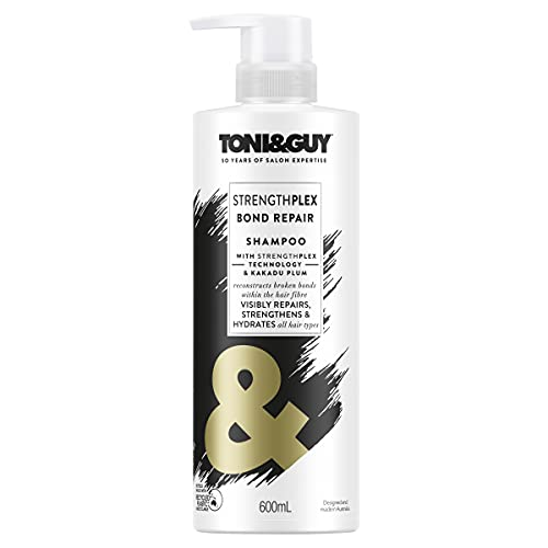 Toni & Guy Shampoo Strength Plex Bond Repair 600ml