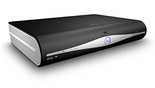 SKY DRX 890 Sky+ HD - Neue 2TB Festplatte mit RF1 & RF2 Ausgängen