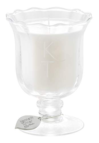 Kenneth Turner Spirit geurkaars in Posy-vaas, 200 g, brandduur 50 uur