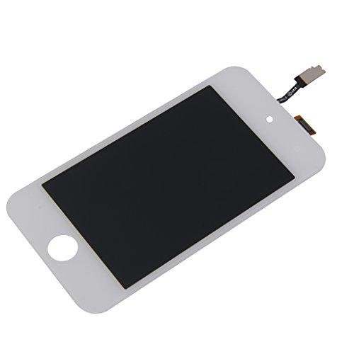 Generic LCD Display Bildschirm Monitor Reparatur Part für iPod Touch 4 - Weiß