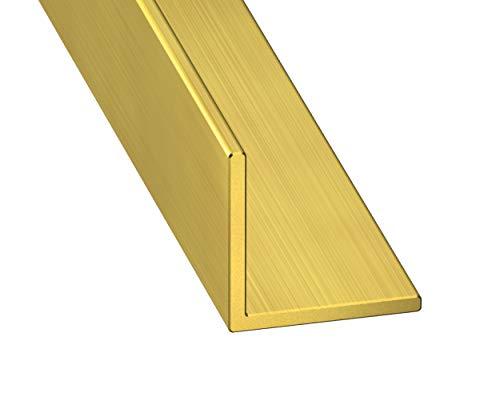 U PVC gris aluminio 10 x 18 x 10 x 1 Int. 16-2 m