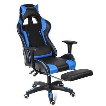 Ninja Dragon Vegan Leather Computer Gaming Chair red