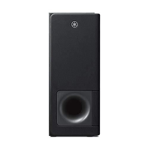 Yamaha YAS-207BL Barra de Sonido con subwoofer inalámbrico Bluetooth y DTS Virtual: X Negro