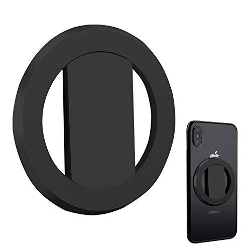 UIUI Soporte Ajustable para teléfono, Soporte para teléfono de Escritorio, Soporte, Curso en línea y Base de Video para iPhone 12 Mini / 12 Pro MAX / SE 2020/11 / XS MAX / 8/7, Samsung, Redmi, Otros