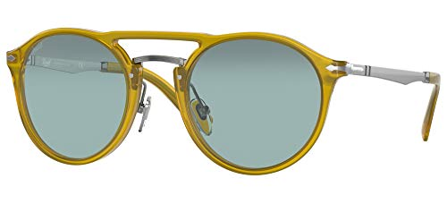 Persol Gafas de Sol PO 3264S Honey/Grey Blue 50/22/140 unisex