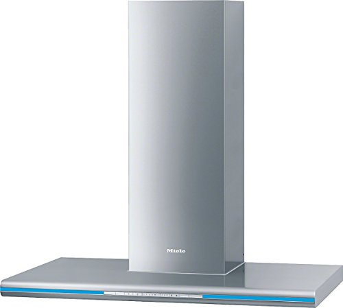Miele DA6296WEXT D 230 / 50 TLK Wandhaube / 89,8 cm / Innovatives Design - Glaskanten-Beleuchtung in 90 cm Breite / Einzigartiger Bedienkomfort - Con@ctivity 2.0 / edelstahl